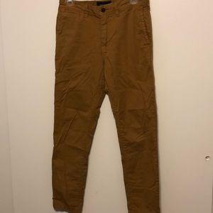 2 pairs American Eagle 🦅 pants skinny